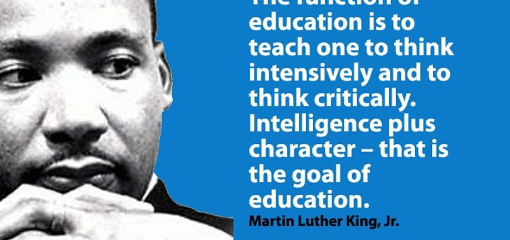 Quote Of The Day Martin Luther King Jr Starlingschool